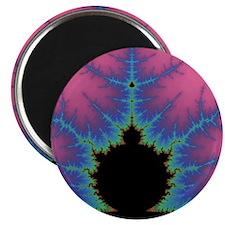 Vertical Mandlebrot Set Magnet