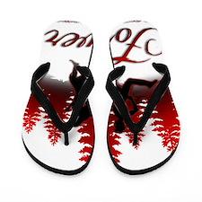 Bella  Edward Forever Flip Flops
