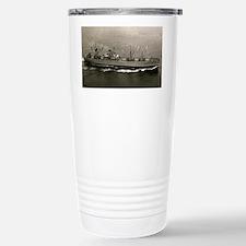 uss rainier large framed print Travel Mug