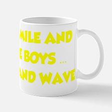 smileAndWave1C Mug