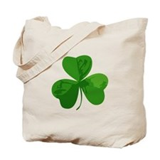 Shamrock Symbol Tote Bag