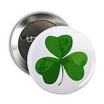 Shamrock Symbol Button