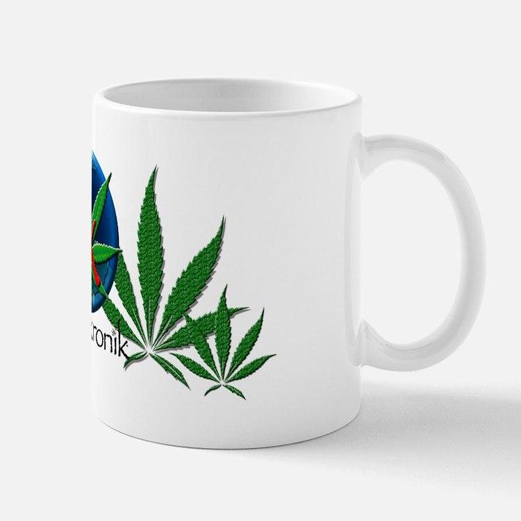 UK - Global Leaf Mug