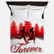 Forever is Only The Beginning (Bella   Queen Duvet