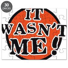 it wasnt me Puzzle