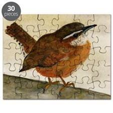Carolina Wren Puzzle