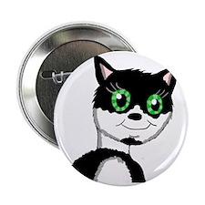 "Maggie Cat 2.25"" Button"
