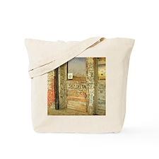Ground Zero Delta Door Shower Curtain Tote Bag