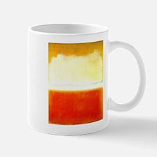 SUNSET IN YELLOW & ORANGE Mugs