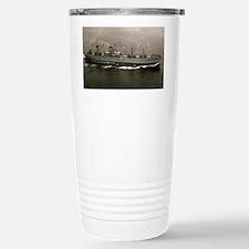 uss rainier framed panel print Travel Mug