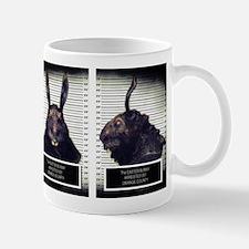 Evil Easter Bunny Rabbit Mugs
