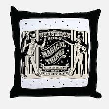 universe-magic2-LTT Throw Pillow