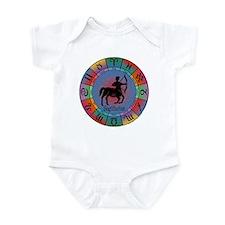 Sagittarius the Archer Infant Bodysuit