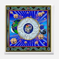INFINITE REALITY Tile Coaster