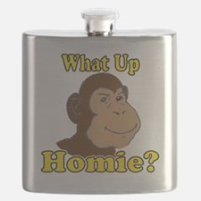What Up Homie? Flask