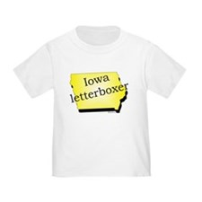Cool Letter boxing T