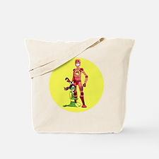 SHUT UP CRIME! Tote Bag