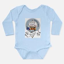 Duncan Clan Badge Infant Creeper Body Suit