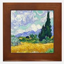 Van Gogh Framed Tile