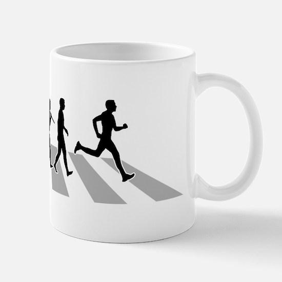 Running-B Mug