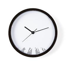 Windsurfing-A Wall Clock