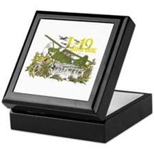 L-19 BIRD DOG Keepsake Box
