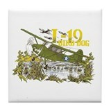 Aviation l 19 Drink Coasters