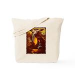 Mona Lisa Deer #1A Tote Bag