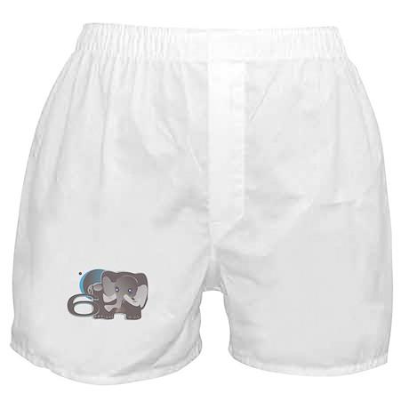 ELEPHNT6 'Cocoa' Boxer Shorts