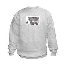 ELELPHNT6 'Cocoa' Sweatshirt