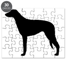 scottishdeerhoundblk Puzzle