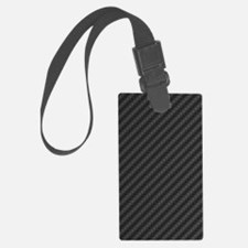 CarboniTouch4 Luggage Tag