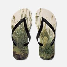 Albrecht Durer Flip Flops