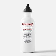 Kindle Sleeve - Banned Water Bottle