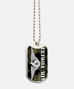 AirForcediTouch Dog Tags