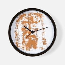 Jesus, Shroud of Turin Wall Clock