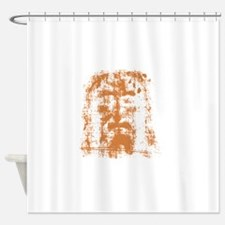 Jesus, Shroud of Turin Shower Curtain