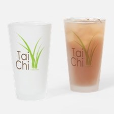 tai chi growth 6 Drinking Glass