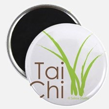 tai chi growth 6 Magnet