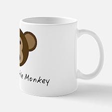 Daddys Little Monkey Mug