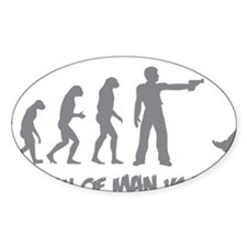 zombie25 Decal