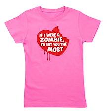 zombie41 Girl's Tee