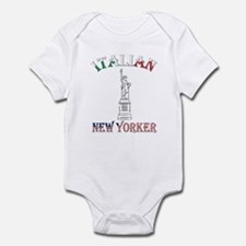 Italian New Yorker - Lib Infant Bodysuit