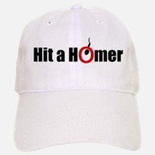 Hit a Homer Baseball Baseball Cap