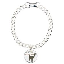 Save The Drama For Your  Charm Bracelet, One Charm