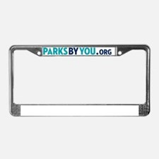 PBY website (TALL) License Plate Frame