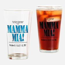 Mamma Mia! Drinking Glass