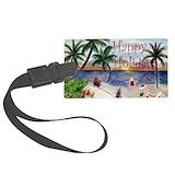 Christmas beach Travel Accessories