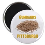 "Gumbands 2.25"" Magnet (10 pack)"