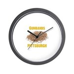 Gumbands Wall Clock